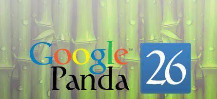 Google Panda 26 Blog Post & Podcast