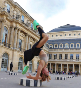 southern yogi in paris