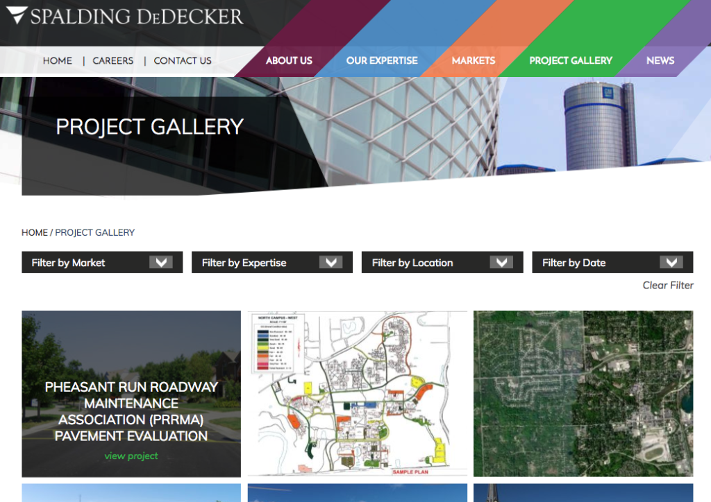 spalding dedecker project gallery
