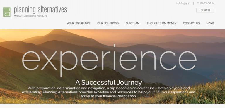 planning-alternatives-website-design