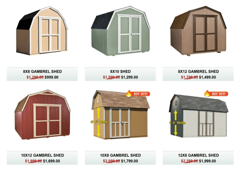 shed-liquidators-gambrel-shed