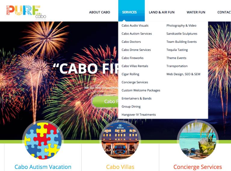 pure-cabo-website-navigation