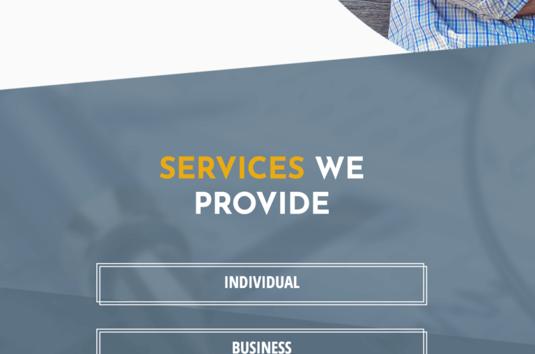 image of braun and associates website design