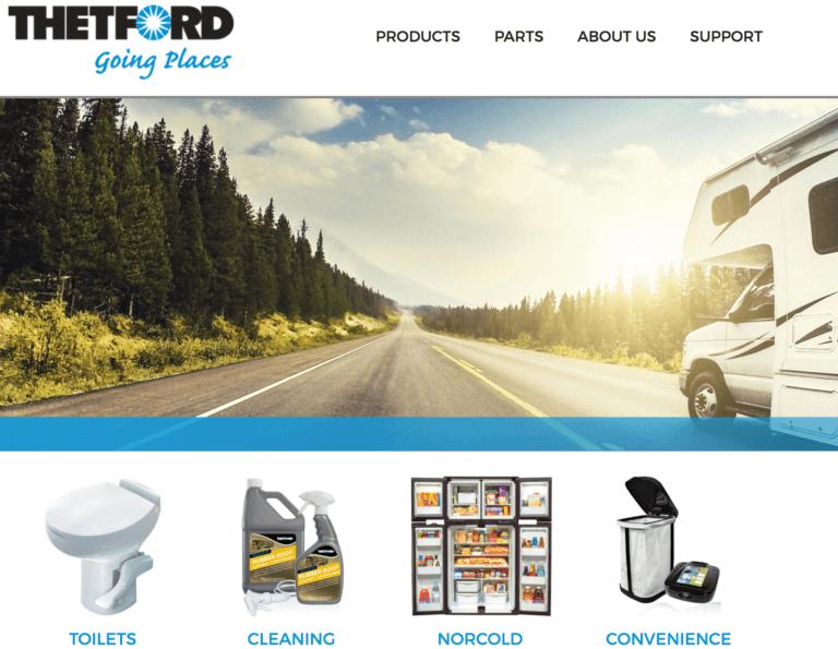 thetford-homepage