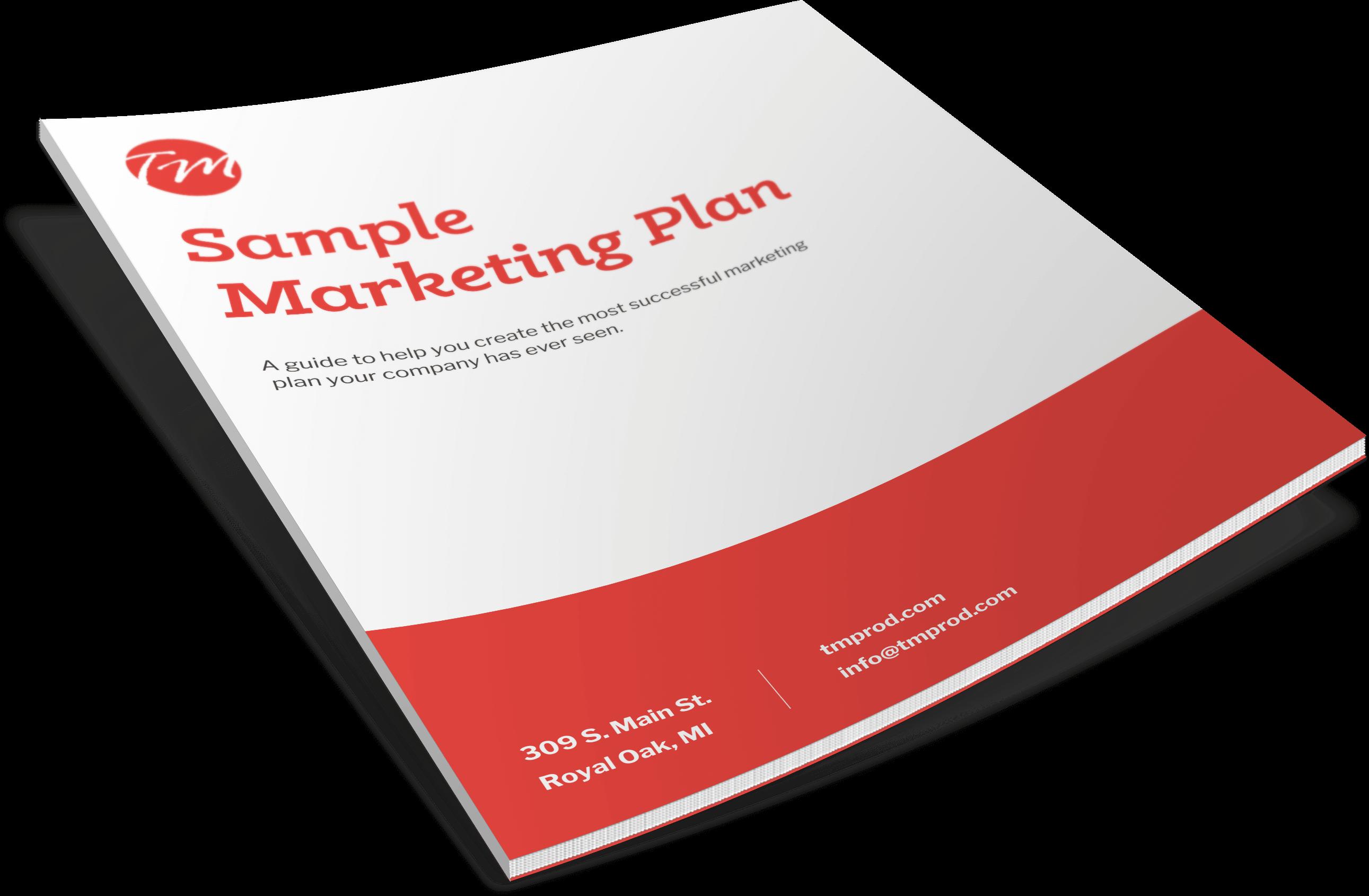 tm marketing plan