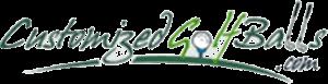 Customized Golf Balls Logo