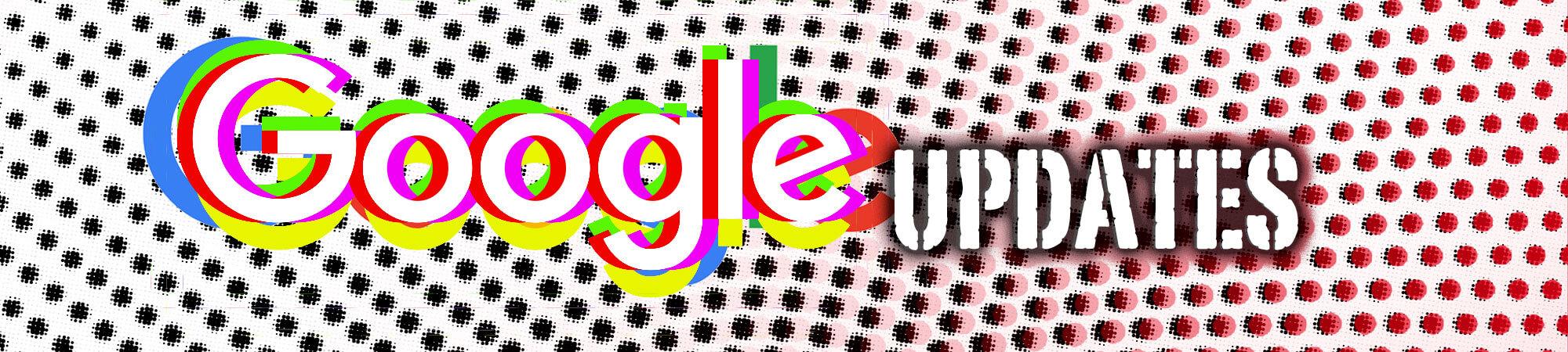 Google Update SEO News