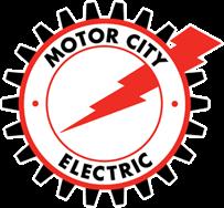 Motor City Electric Website Design