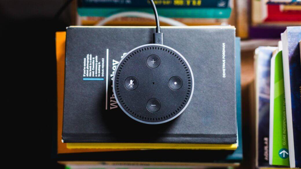 Amazon Echo Dot Voice Search