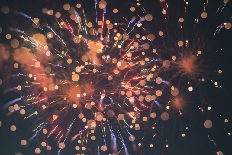 Image of fireworks | Top 1000 Clutch Company, Trademark Productions