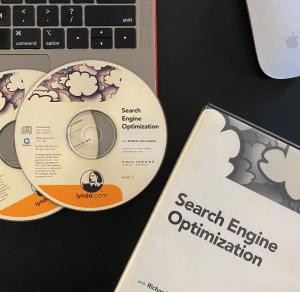 Lynda SEO CD-ROMs