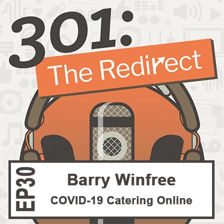 Bluestar Detroit Catering, Barry Winfree