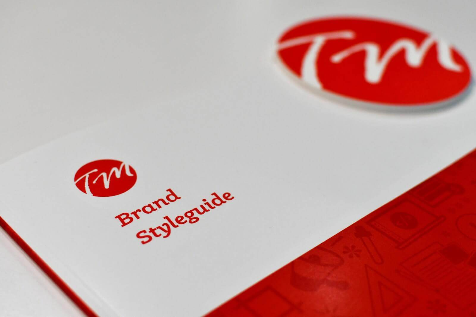 Trademark Productions Brand Styleguide | Brand Book