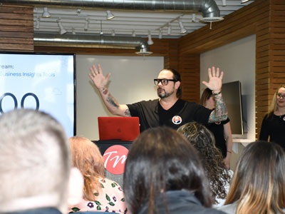 Trademark Productions' Google Partner Event 2020 | Marketing Year Review