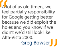 Greg Boser Quote